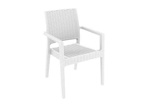chaise de jardin en résine tressée chaise de jardin en résine tressée achatdesign