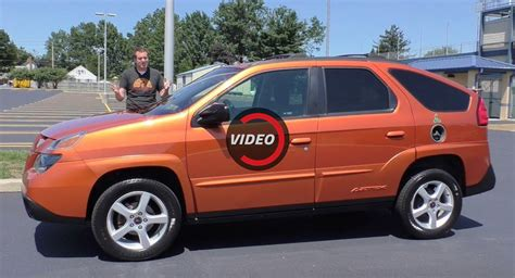 pontiac aztek ricer is the pontiac aztek starting to become cool