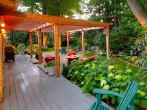 Small Backyard Pergola Ideas
