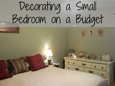 Decorating Ideas On A Budget For Bedroom apartment bedroom decorating ideas on a budget 5 small