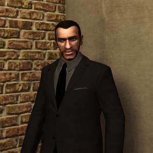 GTA 4 Niko Bellic New Suit Pack V2 Mod - GTAinside.com