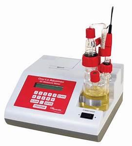 Gr Scientific 71000 Aquamax Coulometric Karl Fischer