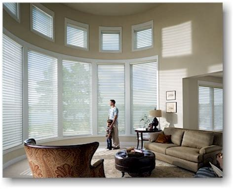 Silhouette Drapes - blind alley douglas silhouette window shadings
