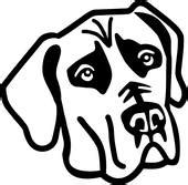 Great dane free vector we have about (479 files) free vector in ai, eps, cdr, svg vector illustration graphic art design format. Great Dane Clip Art - Royalty Free - GoGraph