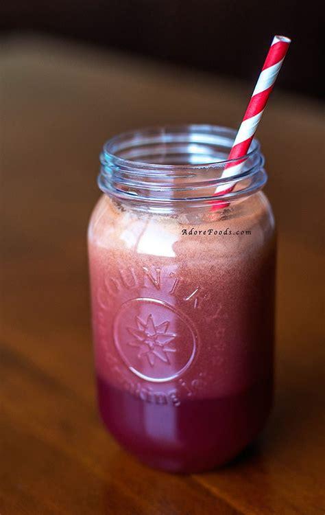 kale blackberries juice know am