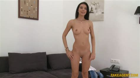 Casting Couch Real Orgasms For A Shy Amateur With Dark