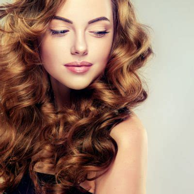 Types of Curls What's My Curl Type? Curly Hairstyles