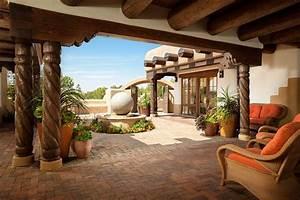 Southwest adobe style homes - House design plans