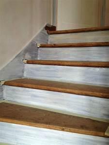 comment peindre un escalier en bois escaliers en bois With peindre des marches d escalier en bois 7 renovation escalier la meilleure idee deco escalier en un
