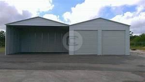 Garage Central : 48x26x9 carport with garage garage central ~ Gottalentnigeria.com Avis de Voitures