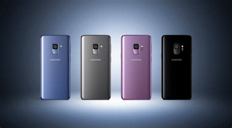 samsung unveils the galaxy s9 and galaxy s9 plus