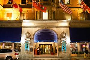 Omni King Edward Hotel Wedding ~ Alexandra & Sebastien ...