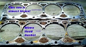 Engine - Is My Head Gasket Cracked