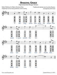 Native American Flute Sheet Music