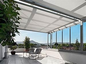 aussenliegender sonnenschutz hagenlocher raumgestaltung With markise balkon mit barock tapete weiß