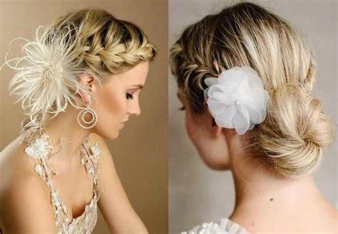 coiffure mariage en  idees astuces  conseils tendace