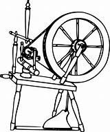 Spinning Wheel Template Coloring Pages Sketch Templates sketch template