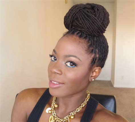 HD wallpapers natural hairstyles buns tutorial