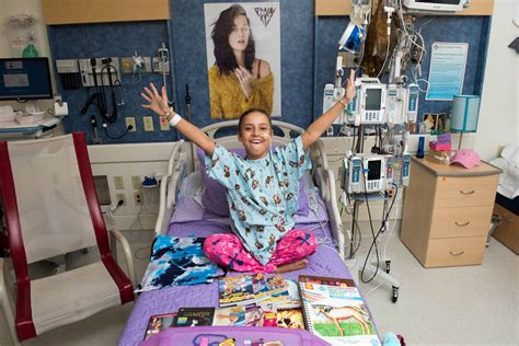 room makeovers  young patients feel  home dana