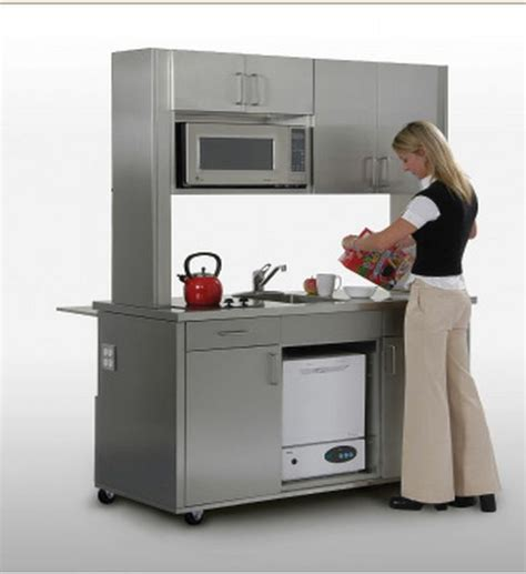 Kitchenette Kaufen by 10 Best Portable Kitchens That Blend Smart Functionality