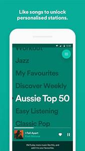 Spotify returns to the basics with ad-supported Stations app