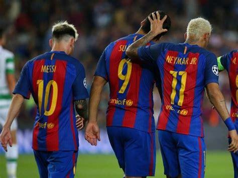 Barcelona 7-0 Celtic Maç Özeti ve Golleri 14.09.2016 video | Spor Videoları