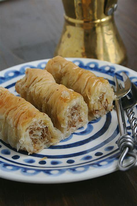 baklawa rolls blogs de cuisine