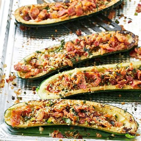 Zucchini Boat Recipes On The Grill by 1000 Ideas About Grilled Zucchini Boats On