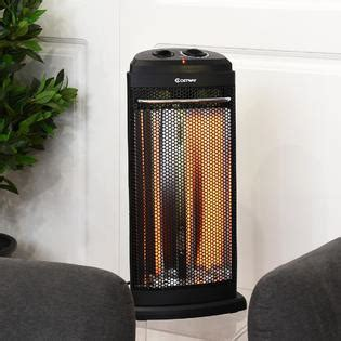 Infrared Heater Living Room by Costway Ep22618 Infrared Electric Quartz Heater Living
