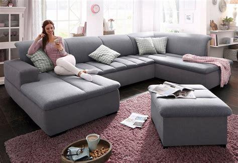 xxl wohnlandschaften sofas   form otto