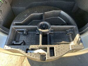 ford fusion spare tire rear foam tray ebay