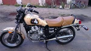 82 Gl500 Silverwing Change Motorcycle Clutch  Throttle