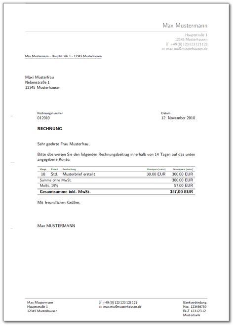 latex vorlagen fuer briefe und rechnung meinnoteblogs blog