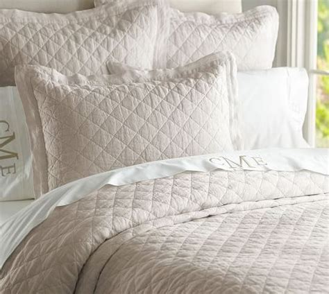 Pottery Barn Coverlets by Lighten Up Easy Breezy Warm Weather Bedding