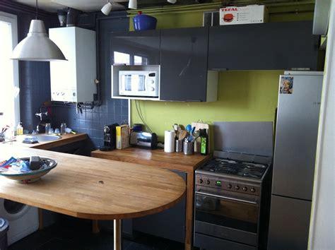 cuisine gris et vert anis chambre vert anis et gris