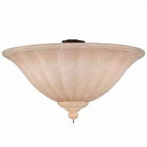 Hampton bay light ceiling fan kit the home