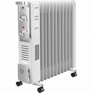 Chauffage Electrique 2000w : radiateur electrique mobile leroy merlin ~ Premium-room.com Idées de Décoration