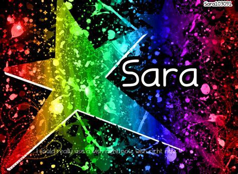 Rainbow Stars Wallpaper By Sara103091 On Deviantart