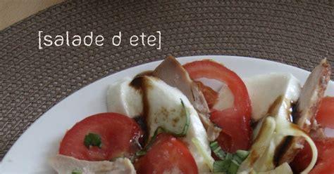 la cuisine d et et découvrit la cuisine salade d 39 eté
