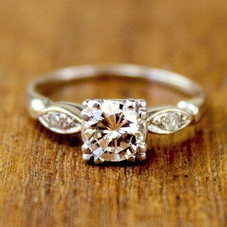 small and simple very vintage ring ring vintage weddings wedding ideas