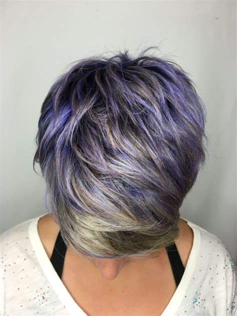 Beautiful Gray Hairstyles That Suit All Women Over Pouted Com