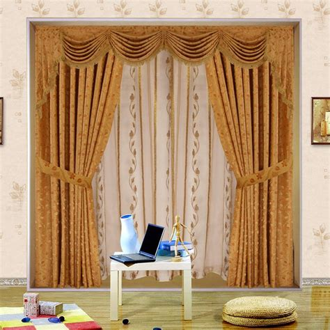 fabric shower curtains with valance on fabric
