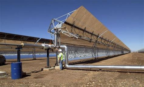В Калифорнии запустили крупнейшую в мире солнечную электростанцию ForumDaily