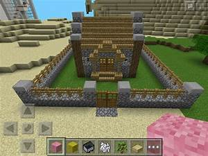 My Cute Little House That I Built In Minecraft Pe Addy