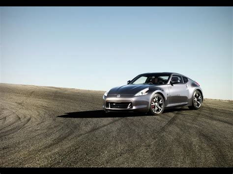 2018 Nissan 370z 40th Anniversary Edition Wallpapers By