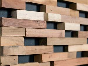 Wandverkleidung Holz Innen : 3d wandverkleidung aus holz f r innen springs by ~ Michelbontemps.com Haus und Dekorationen
