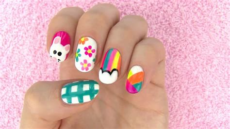 Latest Attractive Nail Polish Designs & Trends For Girls 2015
