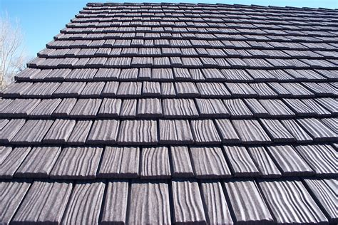 superior stone and reviews ironfortressroofing com painted steel and aluminum shake