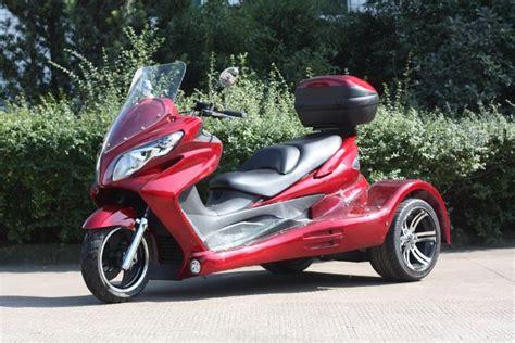 3 Wheel 150cc Compressor Trike