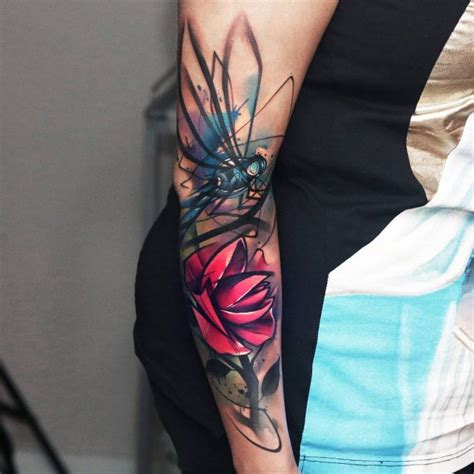 arm frau 125 atemberaubende arm tattoos f 252 r frauen sinnvolle